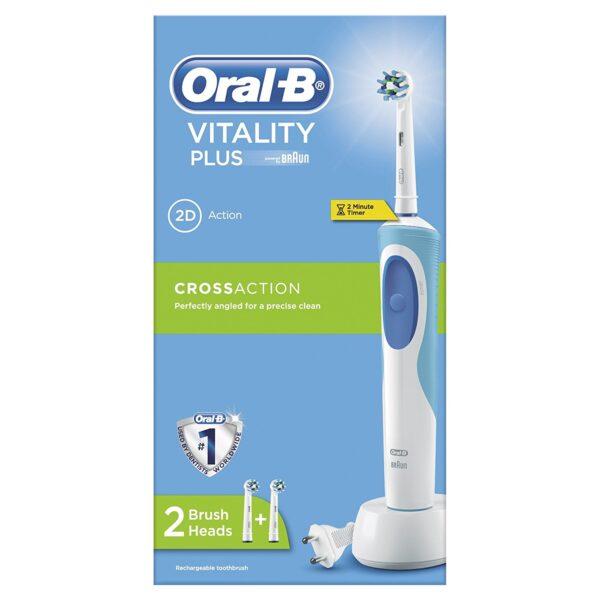 braun oral b vitality floss action