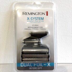 REMINGTON SP-300AU X-SYSTEM DUAL FOIL - X